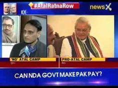 #AtalRatnaRow: Did Congress think Atal Bihari was 'undeserving? #NewsX