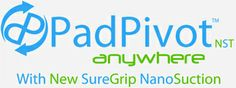 Padpivot™ - With New Sure Grip NanoSuction