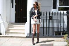 Outfits-fashion blogger Sarah Ashcroft