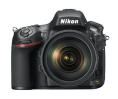Nikon D800 36.3 MP CMOS FX-Format Digital SLR Camera (Body Only): http://www.amazon.com/Nikon-D800-FX-Format-Digital-Camera/dp/B0076AYNXM/?tag=extmon-20