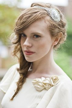 Holly Booth Photography. Wedding hair. Bridal hair. Messy braid. Messy plait. Relaxed bridal hair.