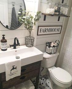 Crafty Farmhouse Home Decor Ideas on a Budget (25)