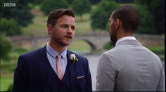 Dominic Copeland - David Ames 19.50 David Ames, Holby City, Suit Jacket, Actors, Men, Guys, Jacket, Suit Jackets, Actor