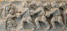 Adoração dos Reis Magos (Séc. IV, Roma) http://www.snpcultura.org/vol_representacoes_natal_arte_crista.html