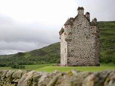 Forth Castle in Perth, Scotland
