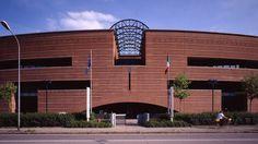 La Provincia headquarters 1997, Como, Italy