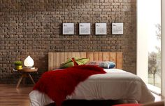 Surface Solution Products | THJ Wall Covering Solutions - faux brick wall