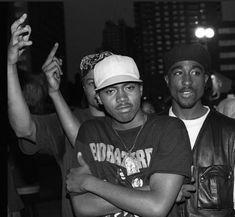 Tupac X Nas