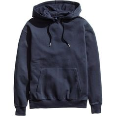 Oversized Hooded Sweatshirt $29.99 ($30) ❤ liked on Polyvore featuring tops, hoodies, sweatshirts, outerwear, sweatshirt, oversized hoodie, blue hoodies, blue hooded sweatshirt, oversized sweatshirt and hoodie sweatshirts