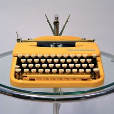 my very first Typewriter mom and dad bought me for high school