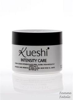 Kueshi Κρέμα Εντατικής Ενυδάτωσης 250ml  Θρεπτική κρέμα πολλαπλών χρήσεων κατάλληλη για το πρόσωπο και το σώμα. Προλαμβάνει την αφυδάτωση του δέρματος και συμβάλει στην προστασία του. Τα δραστικά συστατικά της συμβάλλουν στη αποκατάσταση του υδρολιπιδικής στοιβάδας, ενώ οι ενυδατικές και μαλακτικές ιδιότητες χαρίζουν ελαστικότητα στο δέρμα διεγείροντας την οξυγόνωση του. Είναι ιδανική για όλους τους τύπους δέρματος.  Ενεργά συστατικά: Χαβιάρι, Βασιλικός Πολτός, Λάδι Ελιάς, Έλαιο Αβοκάντο… Desserts, Tailgate Desserts, Deserts, Postres, Dessert, Plated Desserts