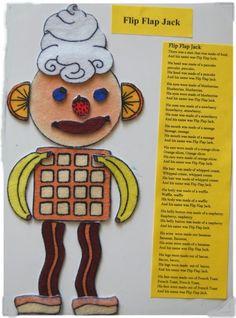 Flip Flap Jack Felt/ Flannel Board Set by StorytellingFun on Etsy, $8.00