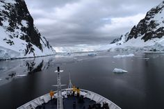 Exploring Antarctica with Quark Expeditions on the Ocean Diamond 7 Continents, Antarctica, Exploring, Zero, Ships, River, Diamond, World, Places