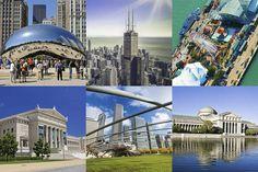 Chicago 3 day Travel Guide - RueBaRue