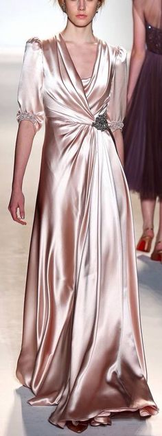 Jenny Packham Fall 2013 Ready-to-Wear Fashion Show