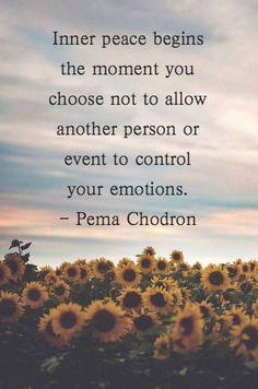 Pema Chodron…