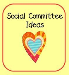 Teach123 - tips for teaching elementary school: Faculty Social Committee