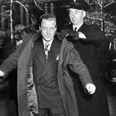 The Architect of men's style, the Duke of Windsor