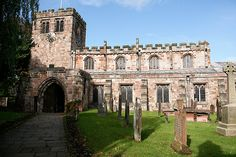 Church of St. Lawrence, Appleby in Westmorland by crafty1tutu (Ann) (home safe and sound), via Flickr