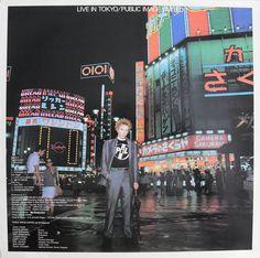 Public Image Limited - Live In Tokyo LP