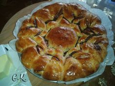 Greek Sweets, Greek Desserts, Greek Recipes, Greek Cake, Chocolate Fudge Frosting, Cooking Cake, Brownie Cake, Food Decoration, Sweets Recipes