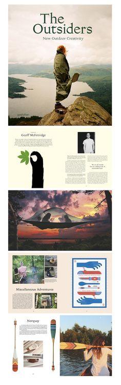 A book by Jeffrey Bowman, Sven Ehmann, Robert Klanten. The Outsiders - New Outdoor Creativity. http://shop.gestalten.com/outsiders.html