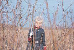Aldnoah Zero 斯雷因·特洛耶特 cosplay   半次元-第一中文COS绘画小说社区