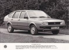 Volkswagen UK Passat Topic (1985)