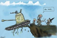 All Yours ...Democracy - Freedom - Alan Moir