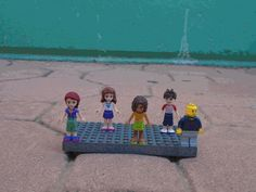 Lego stop-motion