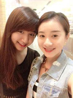 Asian cute girl, asian beauty girl, selfie photo