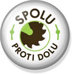 PŘIPNĚTE si na profilovou fotku logo SPOLU PROTI DOLU... Chcete podpořit akci k lidskému řetězu proti uhlí na svém Facebook nebo Twitter profilu? Běžte na www.bit.ly/picbadge_spoluprotidolu, klikněte na logo a přidejte ho na svůj profilový obrázek.