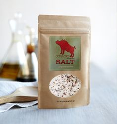 OMNIVORE SALT – Sea salt with organic spices created by Angelo Garro, using a Sicilian family recipe.   Great as a rub for meats, fish, vegetables, in soups & stews, sprinkled on top of eggs, or in salad dressing.