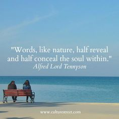 Culture Street | Quote of the Day from Alfred Lord Tennyson