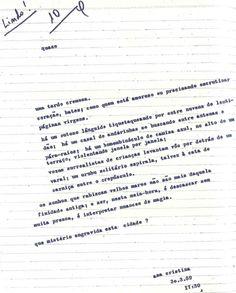 O poema foi publicado no livroPoética (Companhia das Letras), um compilado da obra da poeta Ana Cristina Cesar, homenageada da Flip 2016.