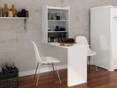 Móveis inteligentes: a solução para apartamentos muito pequenos - Casinha Arrumada