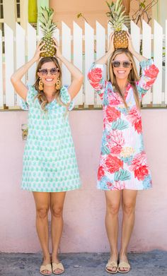 Travel: Guide to Harbour Island by Palm Beach Lately Preppy Outfits, Preppy Style, Simple Outfits, Summer Outfits, Cute Outfits, Cute Fashion, Vintage Fashion, Spring Skirts, Feminine Style