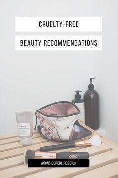 Cruelty Free Vegan Beauty Recommendations
