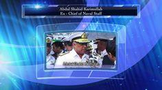 Views of Abdul Shahid Karimullah (Ex-Naval Cheif) about Arrahman Arraheem Network Islam