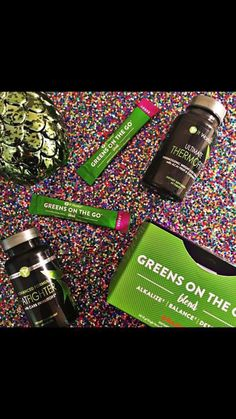 Fat fighters boost metabolism and reduce hunger . Greens clear skin and give you all the fruits and veggies you don't receive in a day .