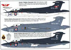 Hawker Siddeley Buccaneer Fleet Air Arm 1960's