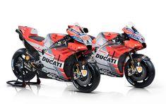 Indir duvar kağıdı Ducati Desmosedici GP, 2018, 250hp, ducati motogp 2018 bisiklet, motogp, 4k, yarış motosiklet