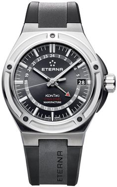 Eterna Watch Royal KonTiki GMT