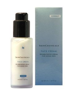 Skinceuticals Face Cream Rehabilitative Cream For Aging Skin, 1.67-Ounce Pump Bottle