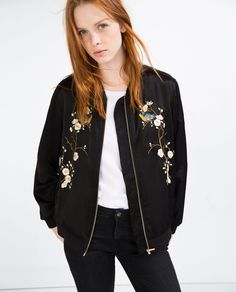 8 Embroidered Bomber Jackets That Olivia Palermo Would Approve Of