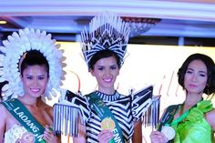 Miss Philippines Earth 2016 Trash To Class Winners