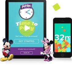 Potty Training App - Pull-Ups.com