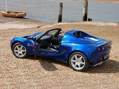 Lotus Elise S 2006 I want that. So bad.