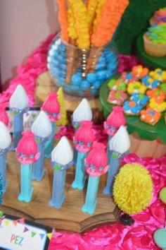 Trolls Birthday Party Ideas | Photo 1 of 69