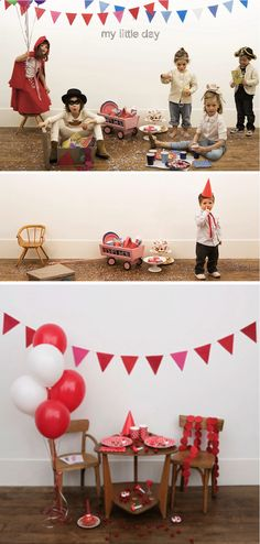 Cutest kids party supply store. Too bad its in France . . . www.mylittleday.f...